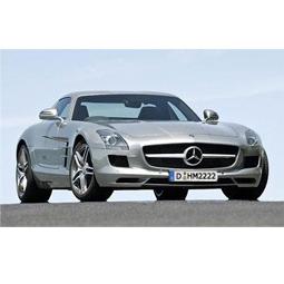 Mercedes SLS AMG mieten