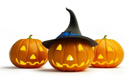 Zauberhafte Ideen zu Halloween