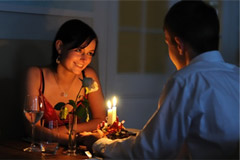 Romantische Geschenke  zum Valentinstag: 15% Rabatt auf alle Erlebnis-Gutscheine!
