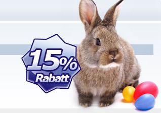 Miet24 Oster-Spezial – 15% Rabatt auf alle Erlebnisgutscheine