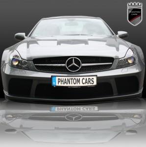 Der Mercedes Benz SL65 AMG Black Series – 670 PS zur Miete