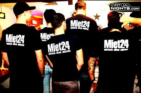 Miet24-Team bowlt mit!