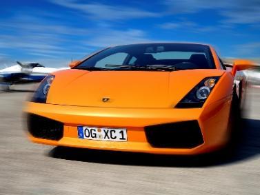 Weihnachtsaktion – Lamborghini fahren