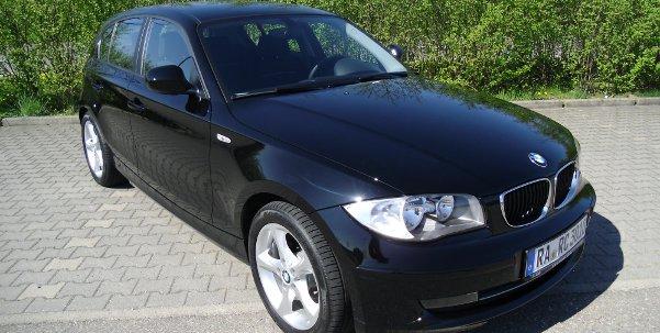 Der neue BMW 1er rollt auf den Markt