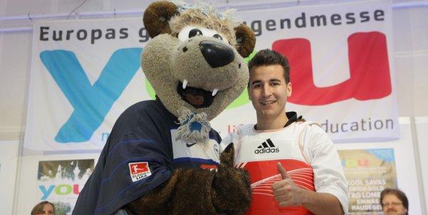 YOU – Europas größte Jugendmesse vom 23.-25.09.2011