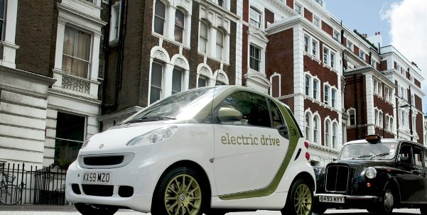 Elektrisch mobil