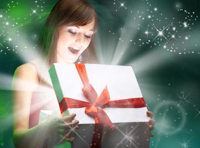 Es gibt solche und solche Geschenke …