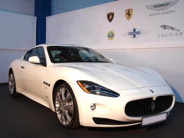 Französische Filme und ein Maserati