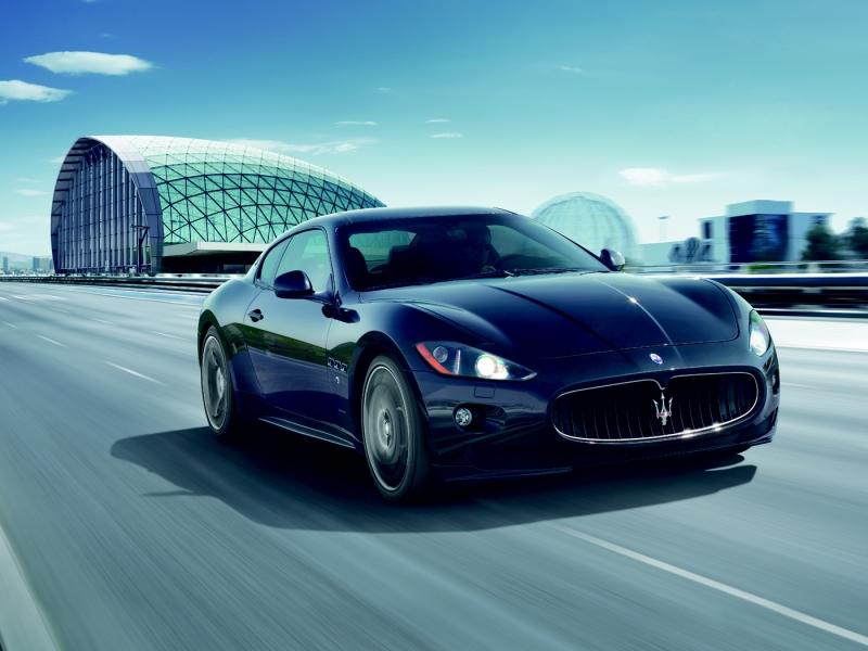 Gewinnen Sie einen Maserati für einen Tag!
