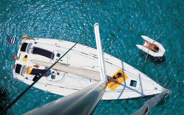 Yacht mieten und sich wie ein Promi fühlen