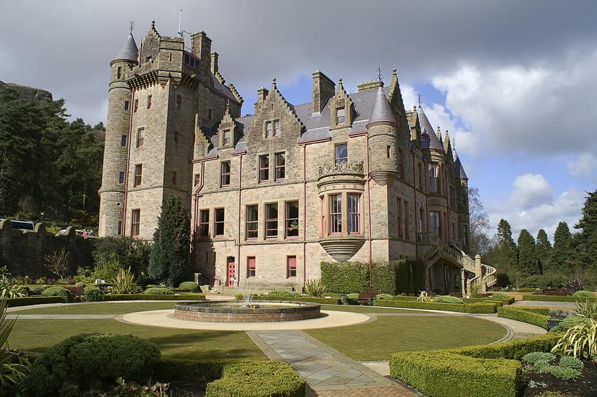 Schloss Bellister – Wohnen im Spukschloss