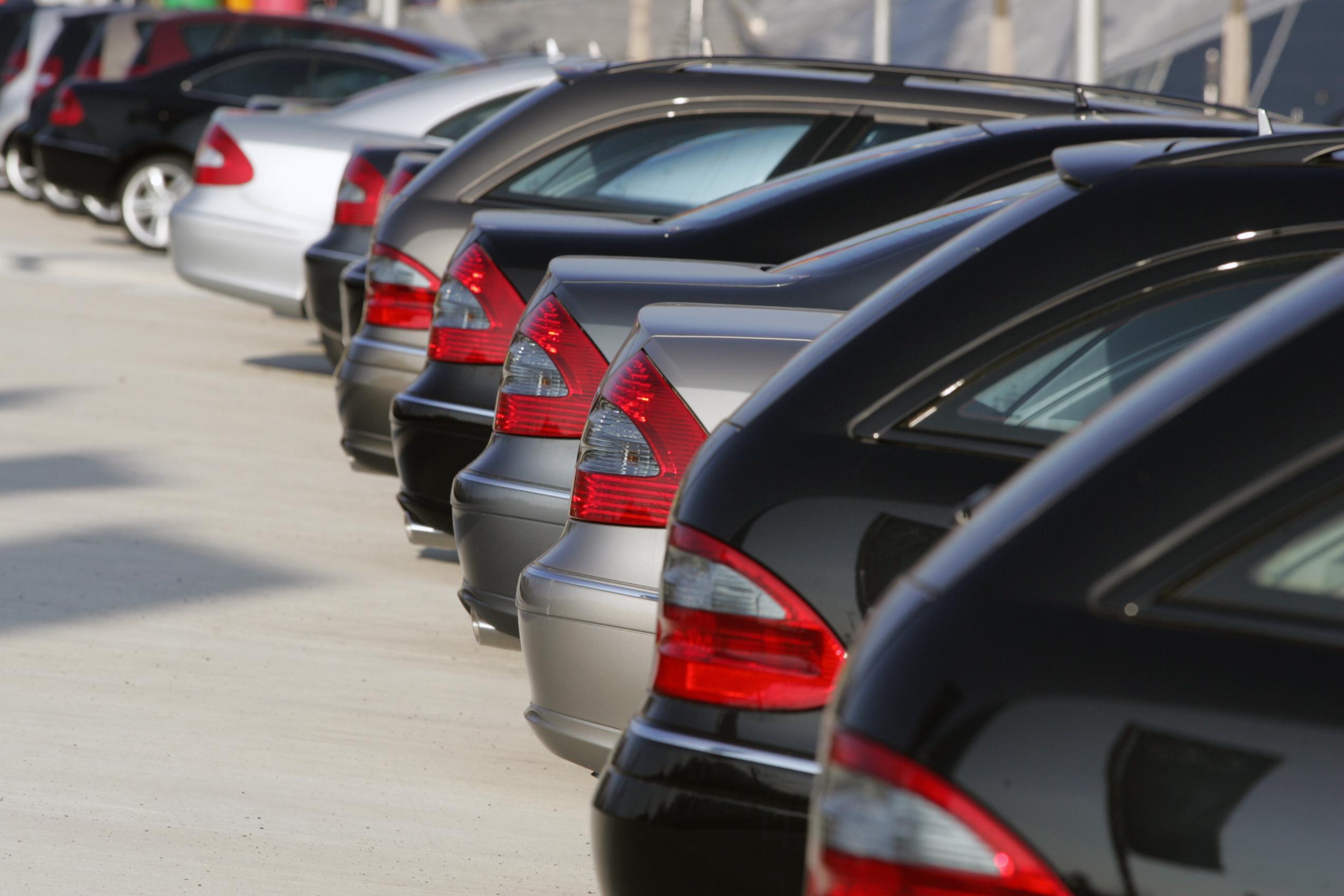 London: Parkplatz für 350.000 Euro mieten